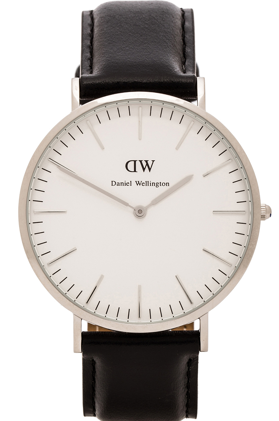 Daniel Wellington Sheffield 40mm in Silver