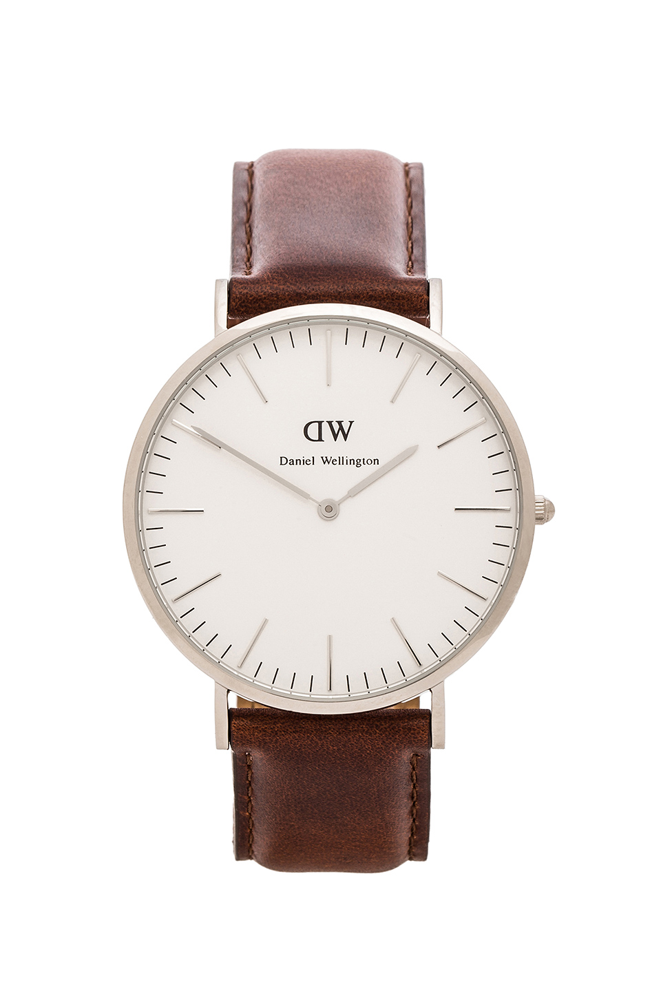 Daniel Wellington St Andrews 40mm in Silver