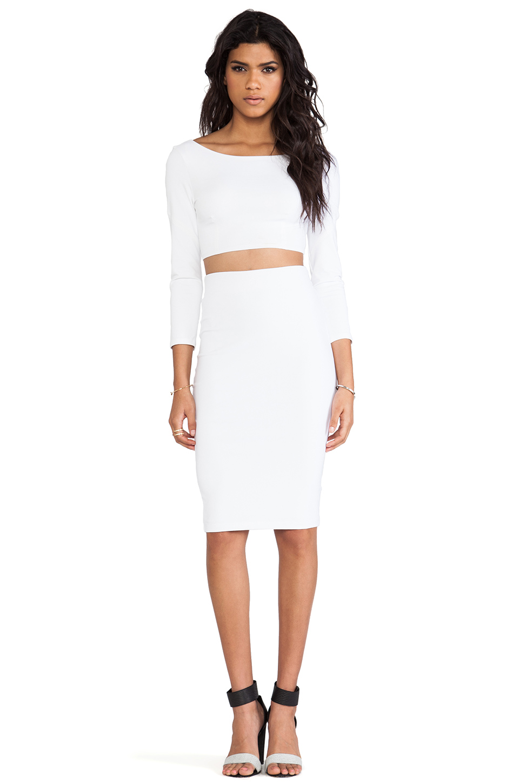 Clothing White Skirt