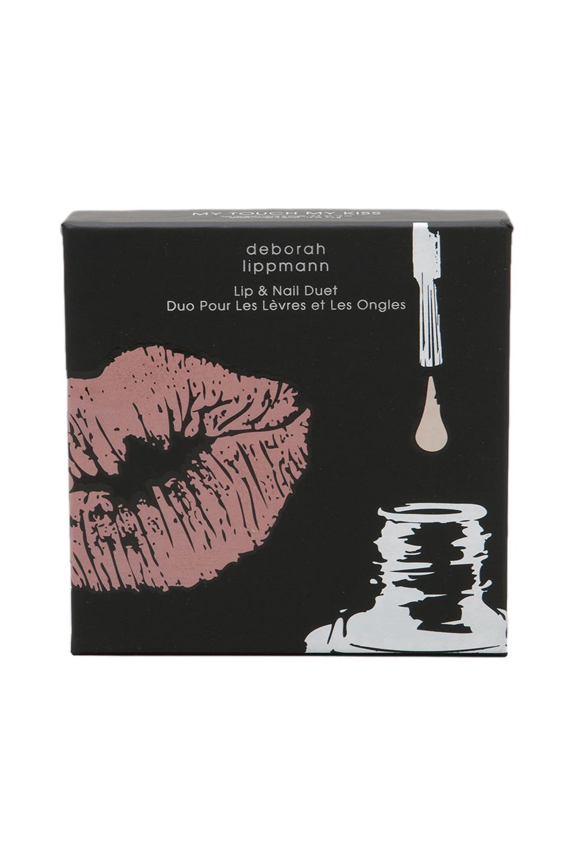 Deborah Lippmann Lip & Nail Duet in My Touch My Kiss