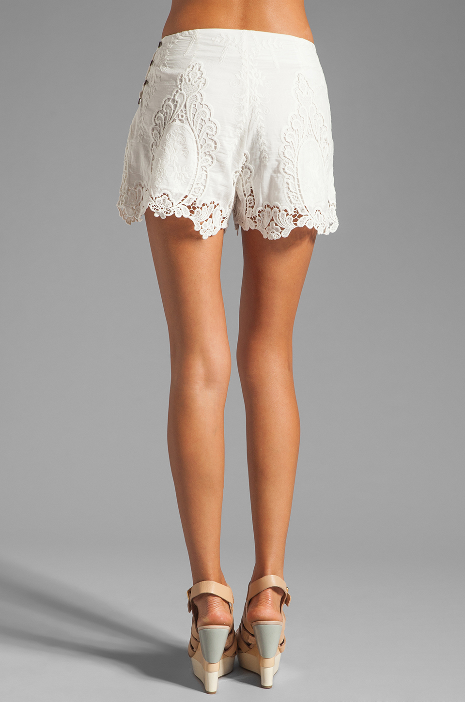 Dolce Vita Wira Shorts in White