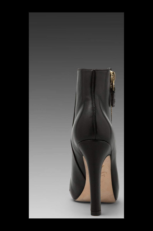 Diane von Furstenberg Cady Bootie in Black