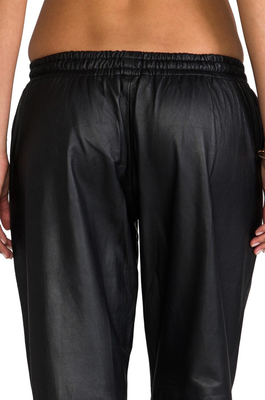 Elliott Label The Ballin Track Pant in Black
