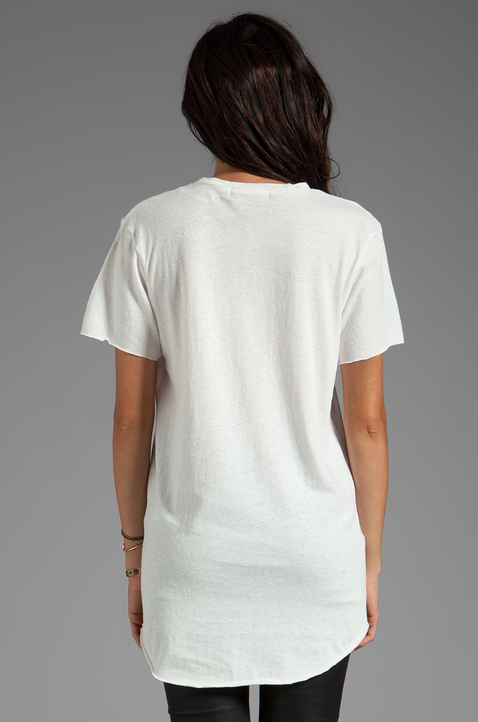 Evil Twin Wasted Tee in White