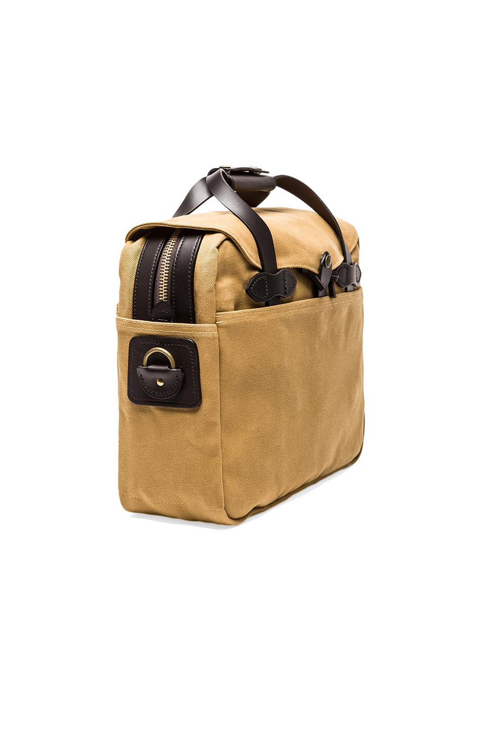 Filson Large Briefcase/Computer Case in Tan