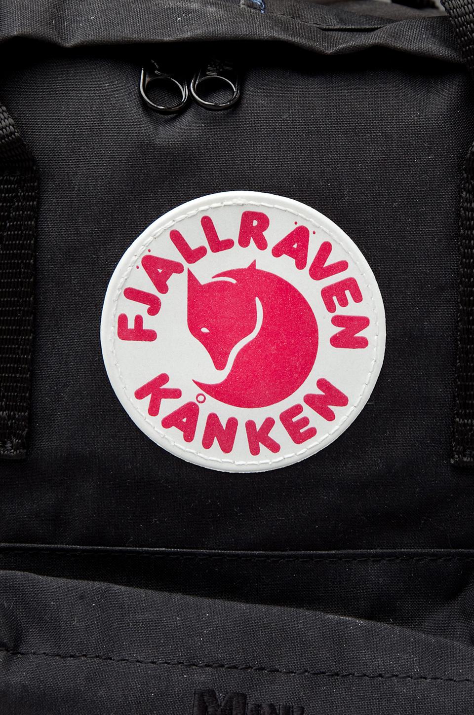 Fjallraven Kanken Mini in Black