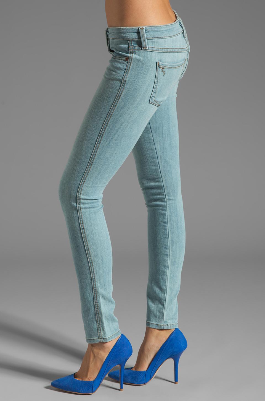 Frankie B. Jeans Prepster Skinny in Sunkiss