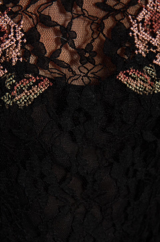 Free People Russian Nesting Doll Dress in Black