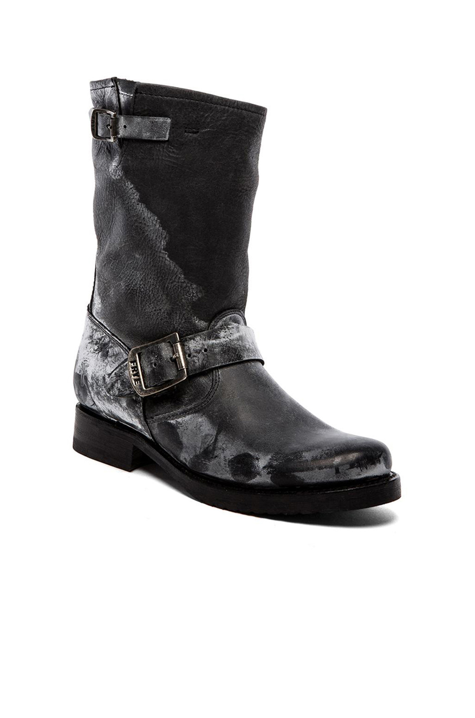 Frye Veronica Short Boot in Black