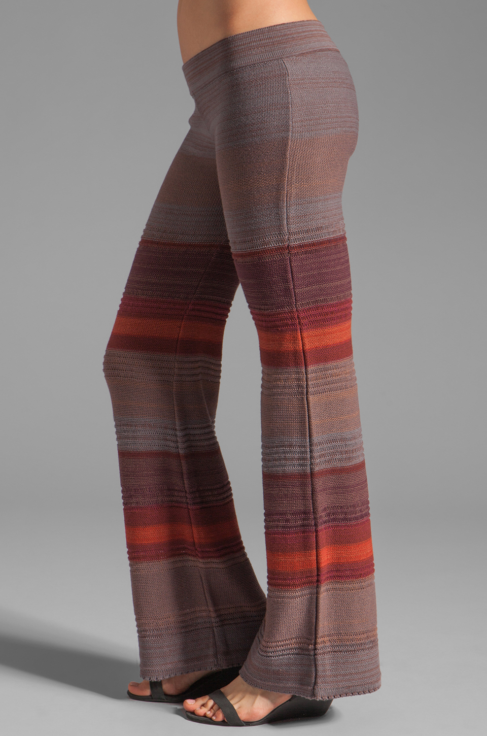 Goddis Huntley Pant in Warm Sienna