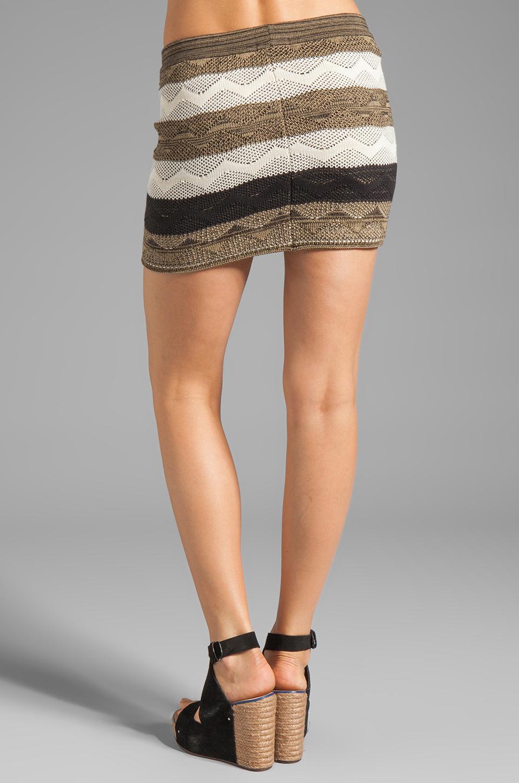 Goddis Nester Skirt in Mocha