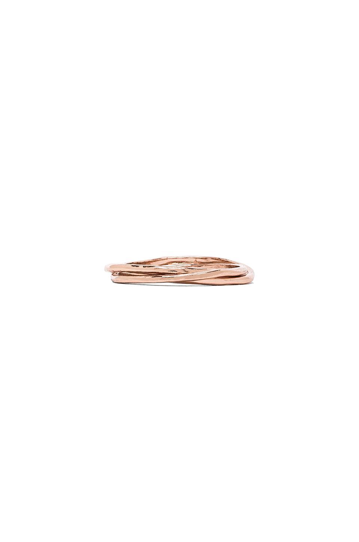 gorjana Infinity II Ring in Rosegold