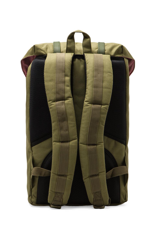 Herschel Supply Co. Little America Backpack in Army