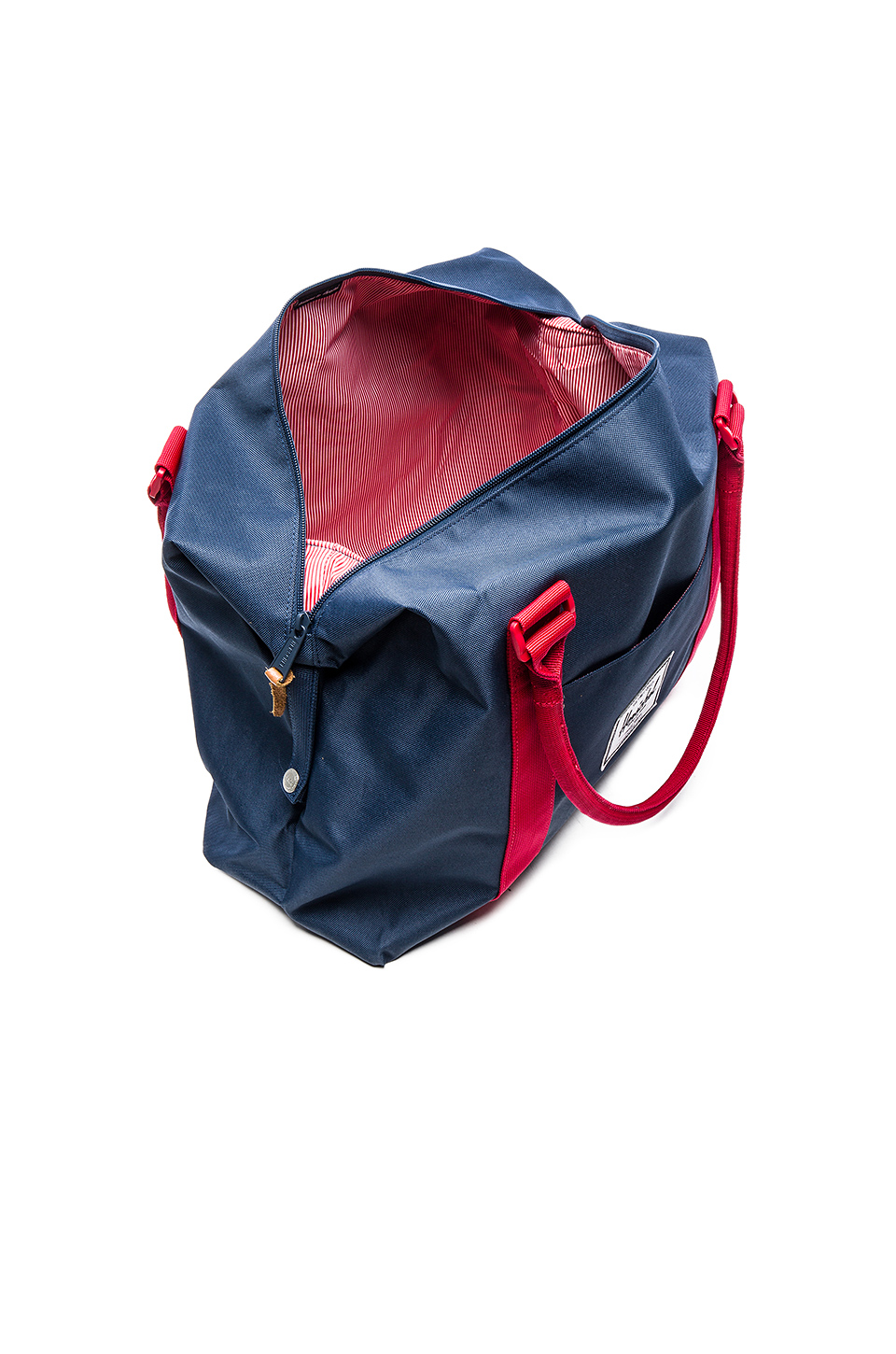 Herschel Supply Co. Strand Duffle in Navy/Red