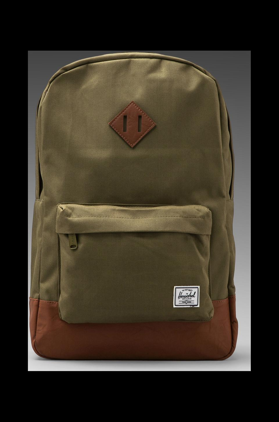 Herschel Supply Co. Heritage Backpack in Army