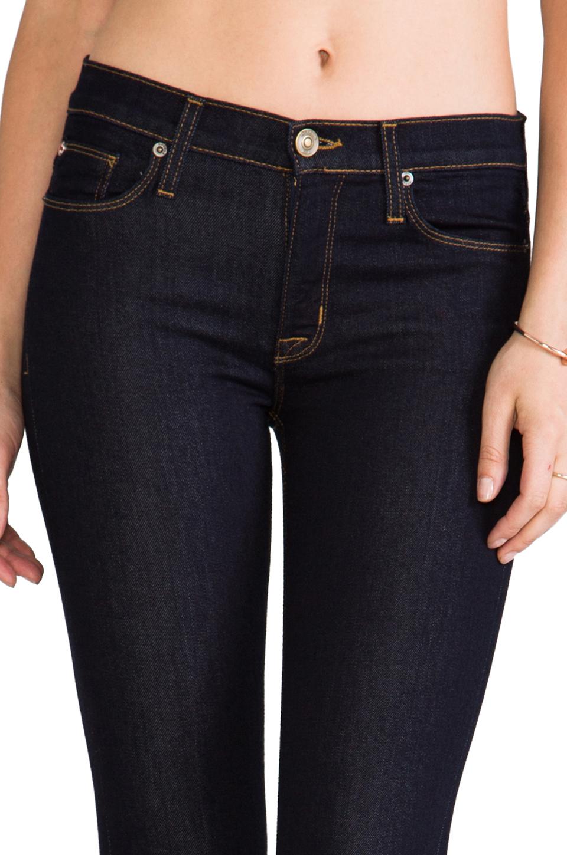 Hudson Jeans Nico Super Skinny Ankle Jean in Chelsea
