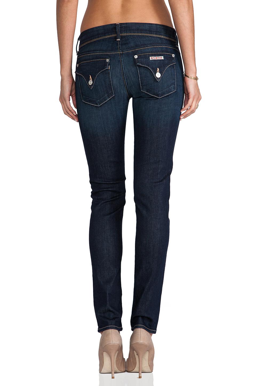 Hudson Jeans Collin Skinny in Stella