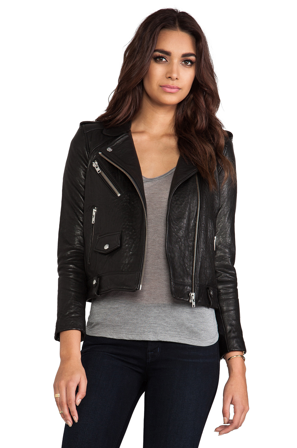 Iro leather jackets