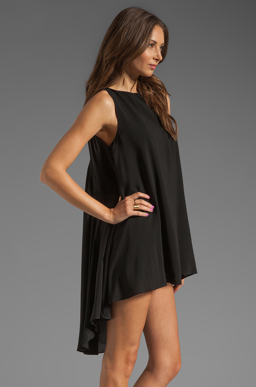 JARLO Leah Dress in Black