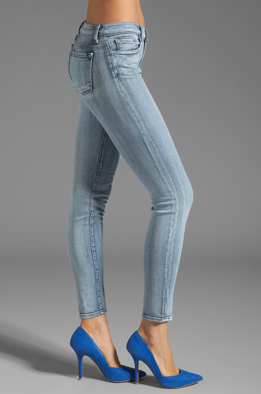 J Brand Mid Rise Skinny in Beryl