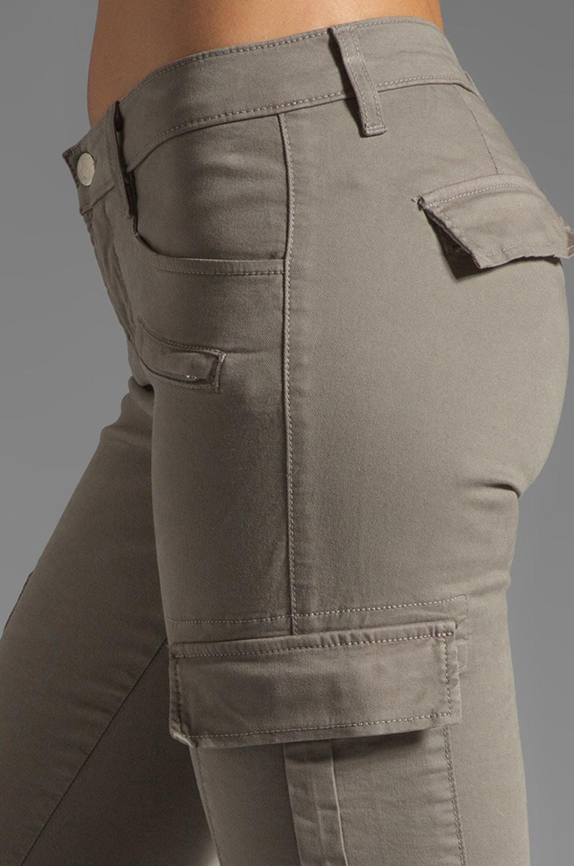 J Brand Grayson Cargo Skinny in Vintage Dim Grey