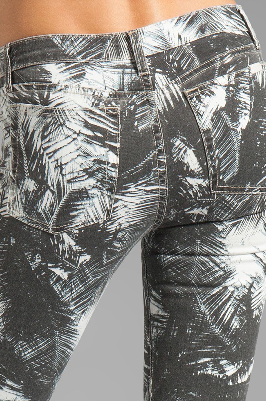 Joe's Jeans Majestic Palm High Water in Black