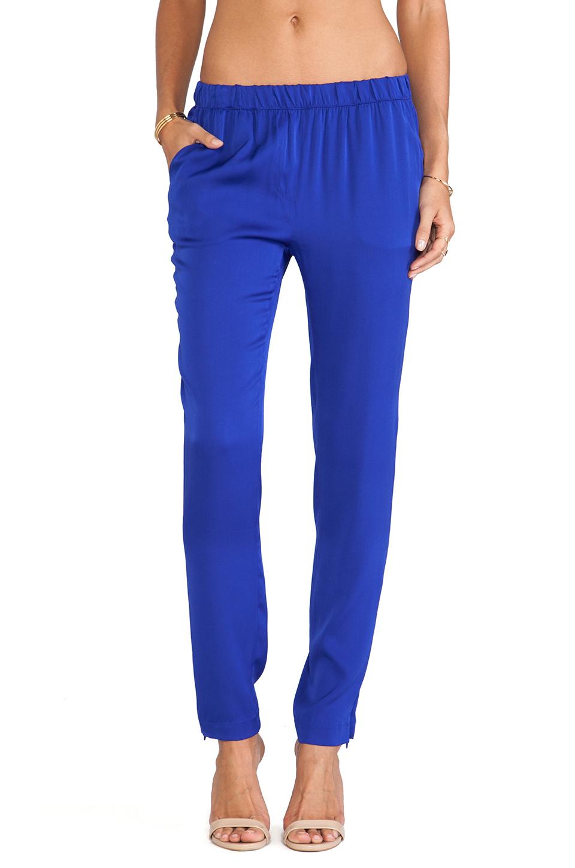 Vivian Silk Pants