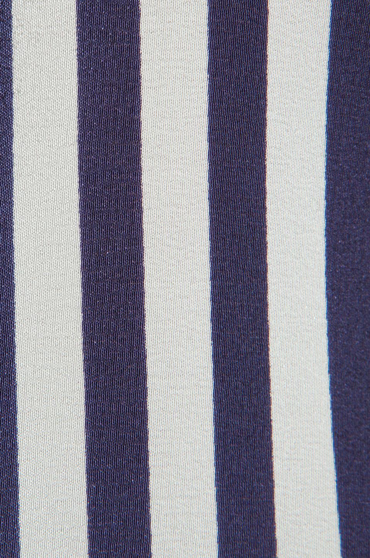 Joie Tyson Stripe Tank in Blue Violet