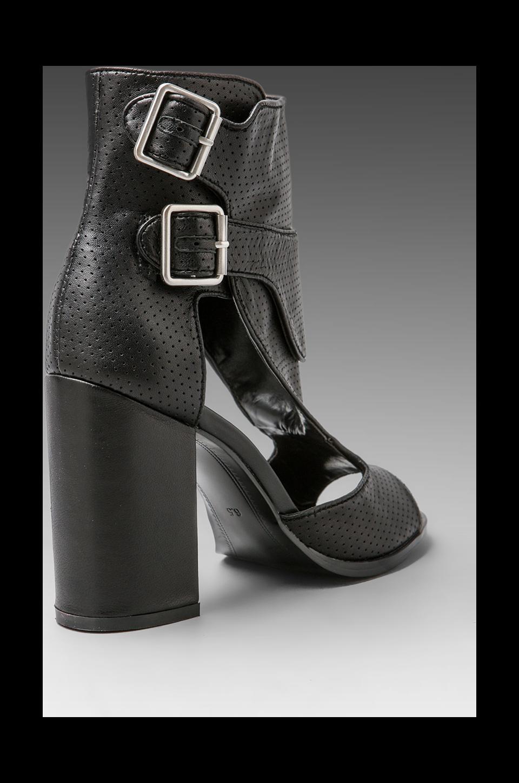 Kelsi Dagger Garin Heel in Black