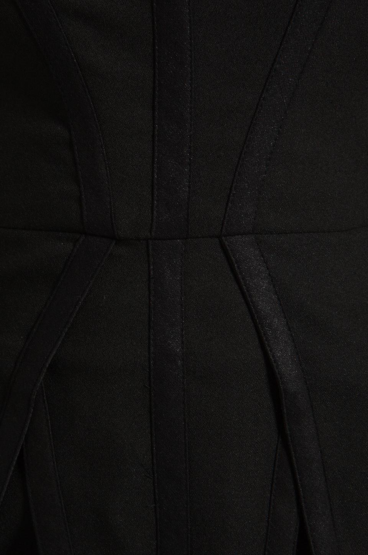 keepsake White Noise Dress in Black