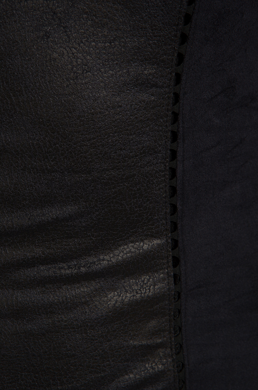 Ladakh Bulletproof Dress in Black