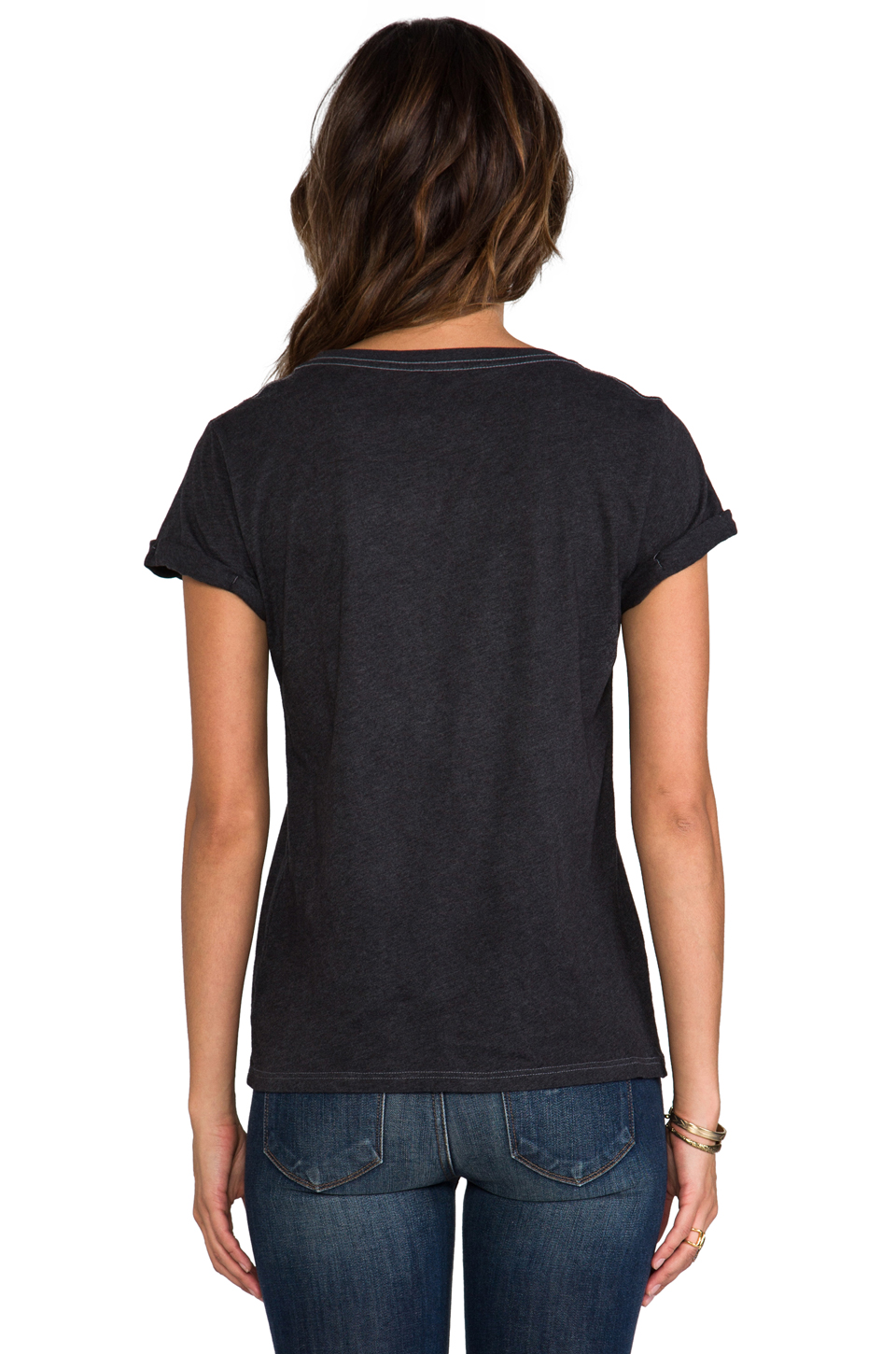 Local Celebrity Tiger At Heart Schiffer Tee in Black