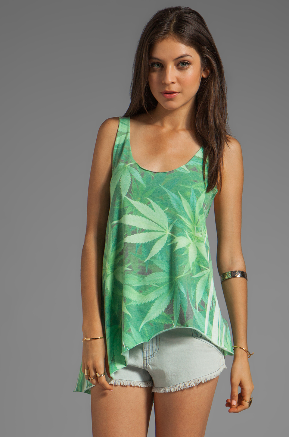 Local Celebrity Ziggy Tank in Mary Jane