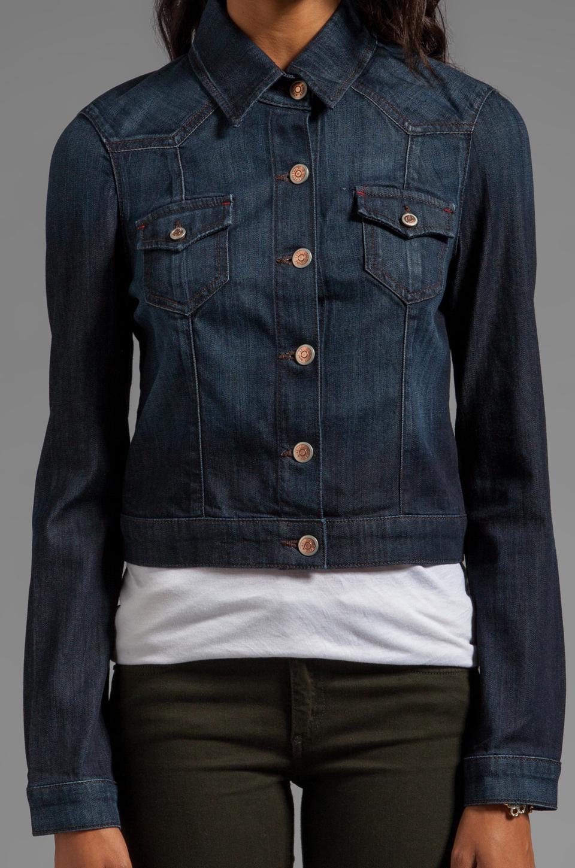 Level 99 Western Jacket in Nouvelle
