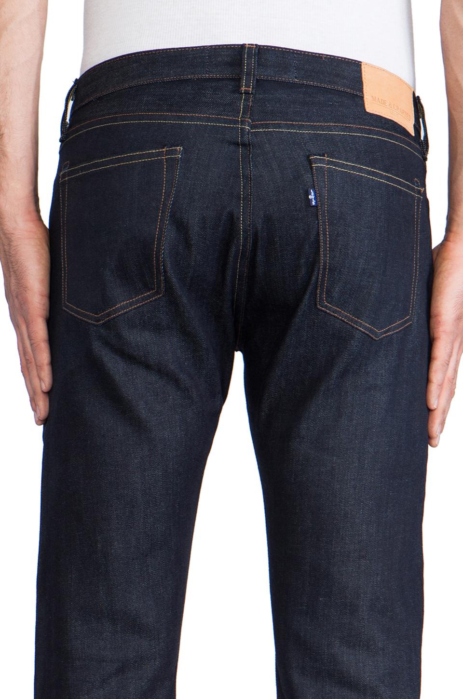 LEVI'S: Made & Crafted Tack Slim in Indigo Rigid