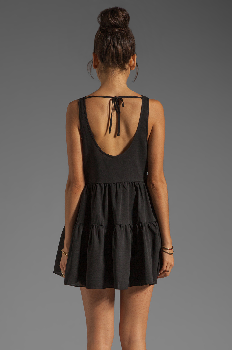 Lovers + Friends Lovers + Friends Angel Dress in Black