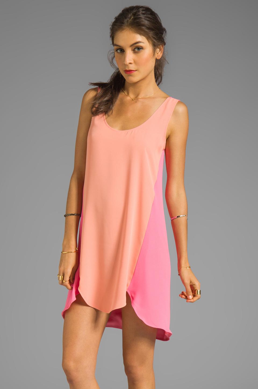 Lovers + Friends Lovers + Friends Dandy Shift Dress in Pink