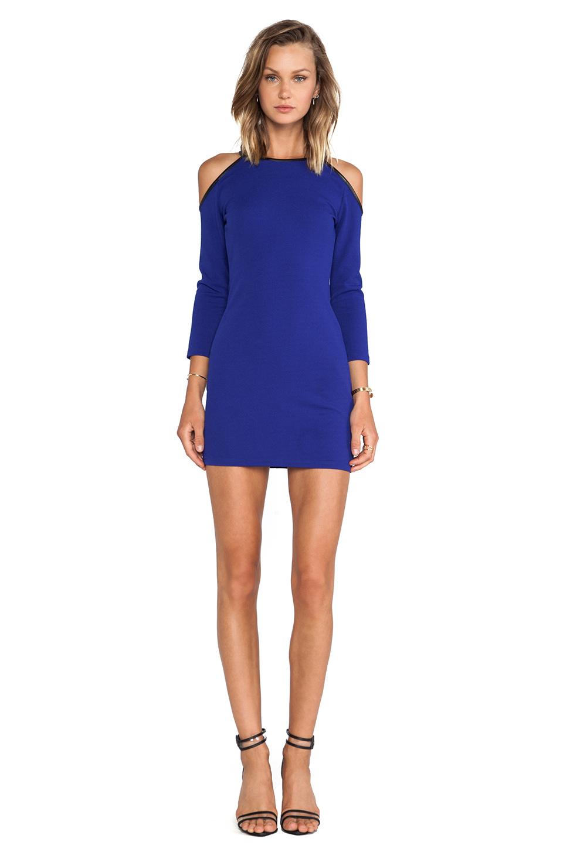 Lovers + Friends Lovers + Friends Yours Mini Dress in Blue