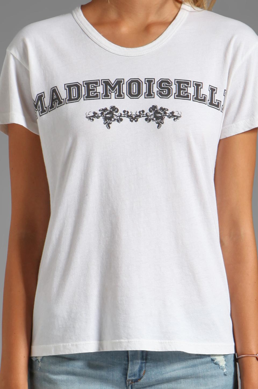 Lovers + Friends Basic Tee in Madimoiselle