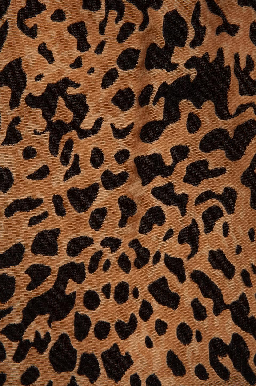 Lovers + Friends Lovers + Friends Daydream Blouse in Leopard Burnout