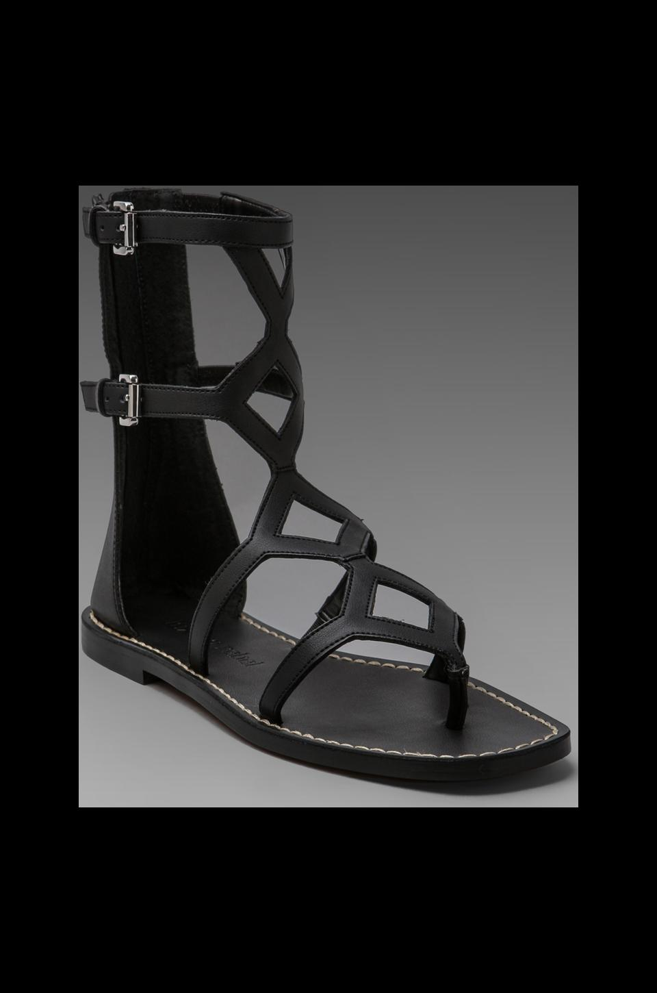 Luxury Rebel Kendall High Sandal in Black