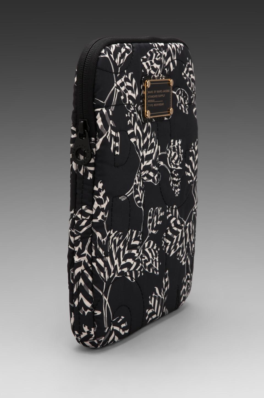 Marc by Marc Jacobs Pretty Nylon Mini Mareika Tablet Case in Black Multi