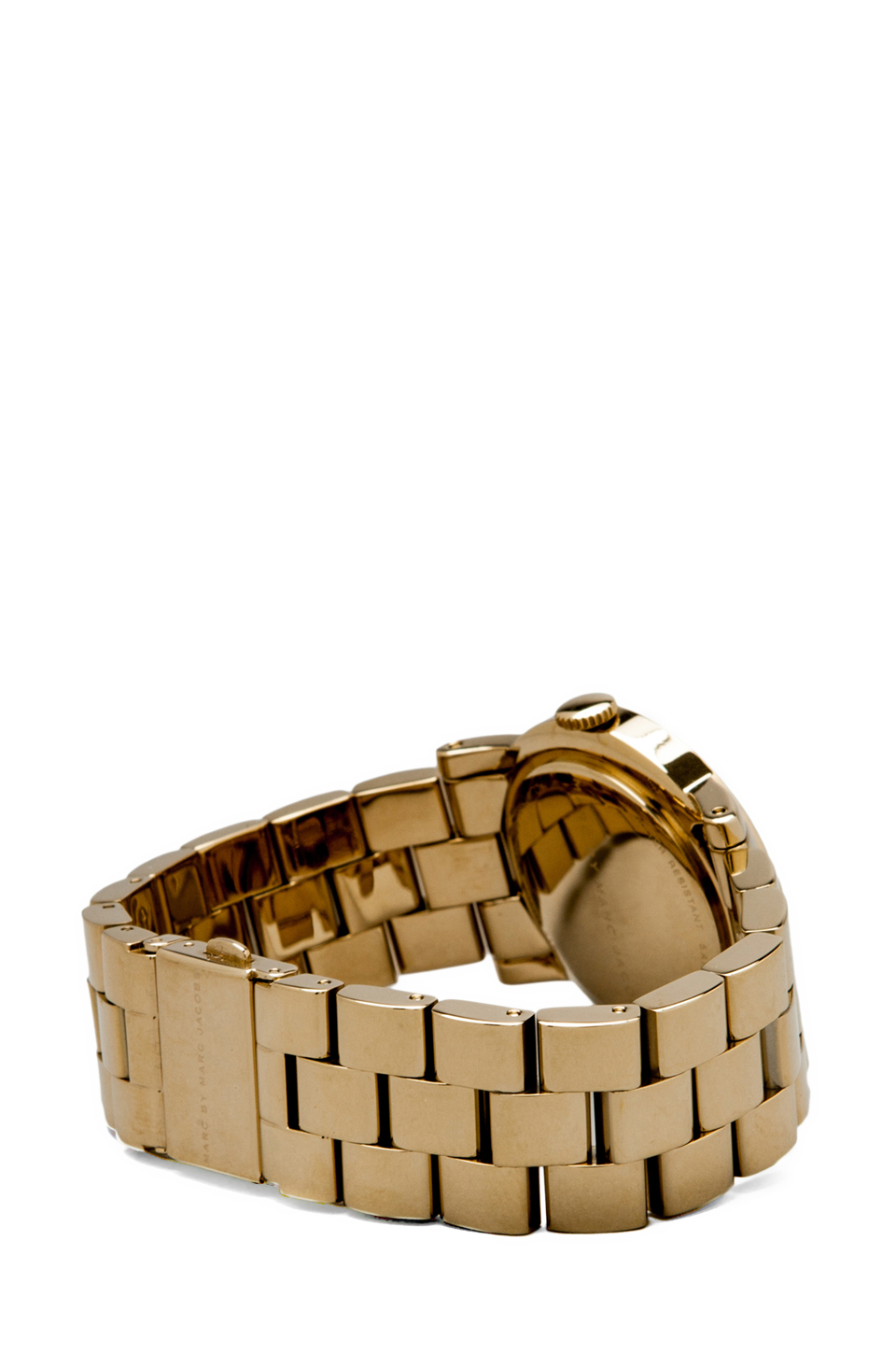 Marc by Marc Jacobs Amy Dexter Watch in Gold