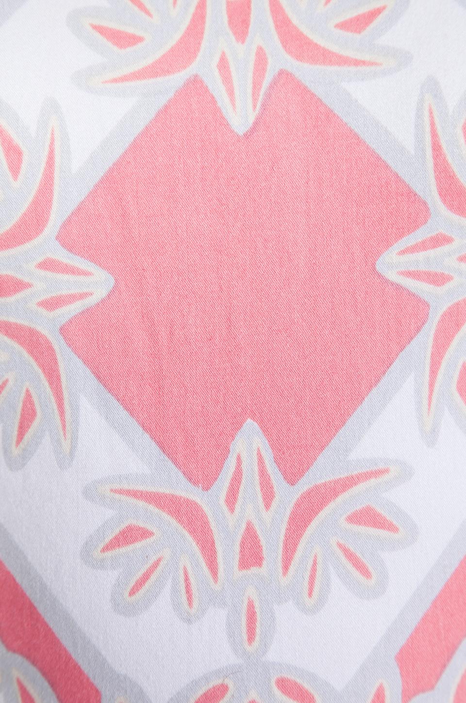 Maurie & Eve Diamond Dress in Jewel Emblem