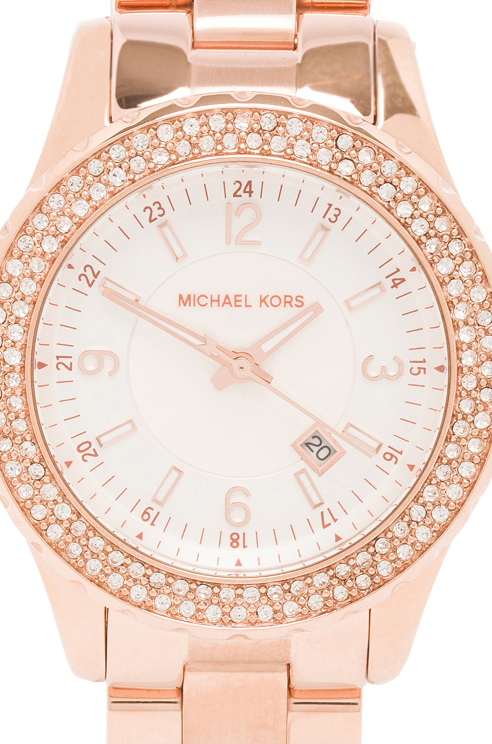 Michael Kors Madison Watch in Rose Gold