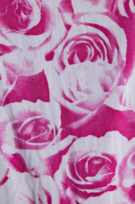 Motel Slip Playsuit in Mono Rose Pink