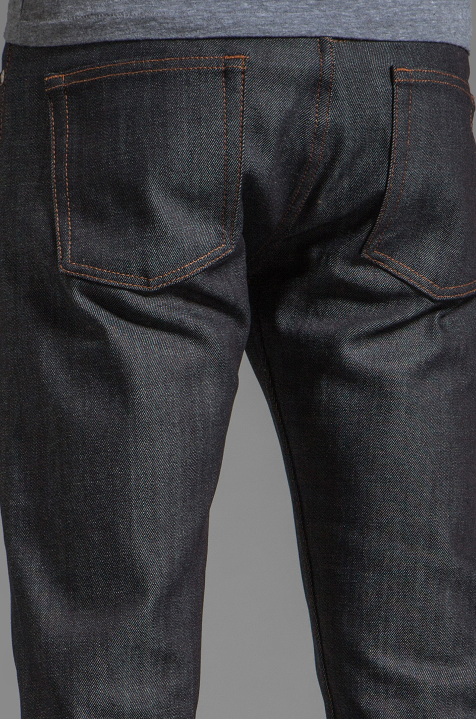 Naked & Famous Denim Weird Guy 12.5 oz in Stretch Selvedge