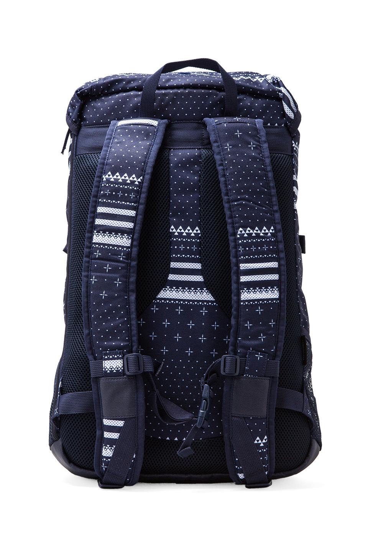 Nixon Landlock Backpack in Guardsmen Navy