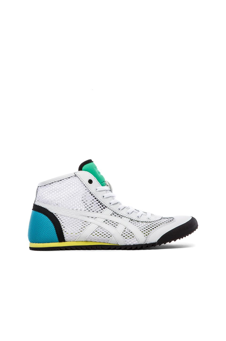 Onitsuka Tiger x Andrea Pompilio Mexico DX Mid in White