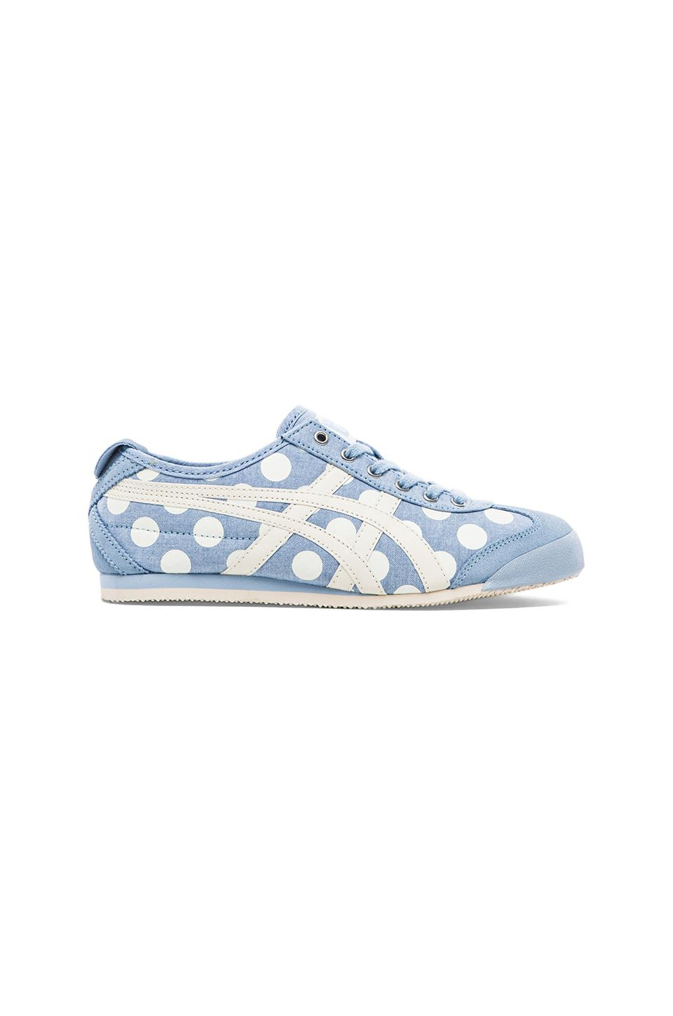 Onitsuka Tiger Mexico 66 Sneaker in Baby Blue